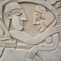 Relief Detail couple