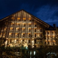 Hotel The Chedi Andermatt Design Team Meber Qc Architects